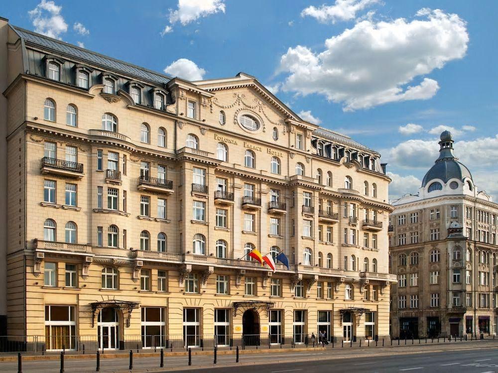 2.ポロニア パレス ホテル