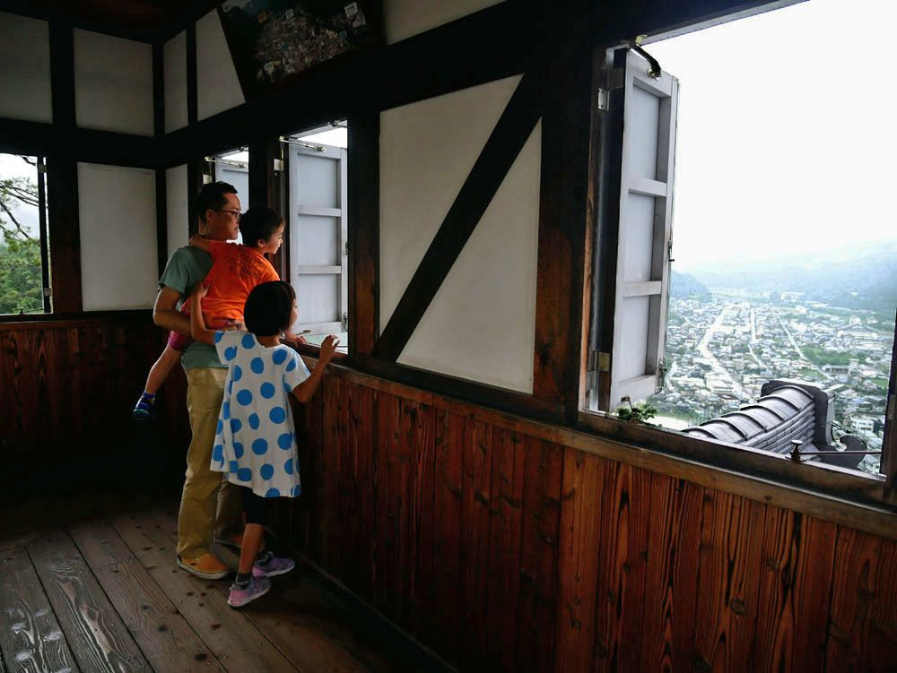 1日目10:00 歴史を感じながら郡上散策、そして郡上八幡城へ