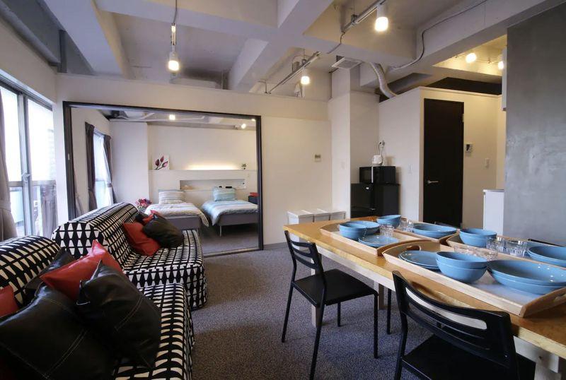 オリンピックスタジアムに行くなら便利な民泊に泊まろう!Airbnbで予約できる新宿・渋谷のおすすめ10選