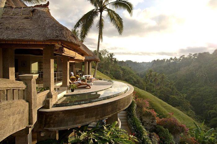 バリ島・ウブドにある極上ホテル10選 自然の中で贅沢ステイ!