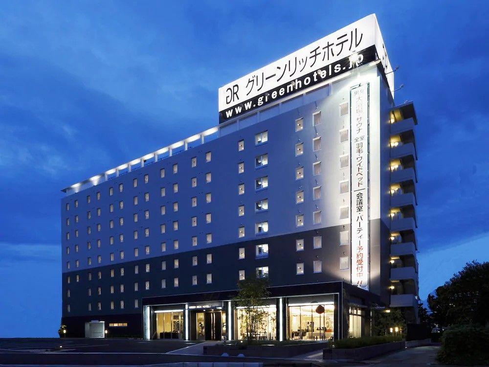 4.グリーンリッチホテル大阪空港前(伊丹)