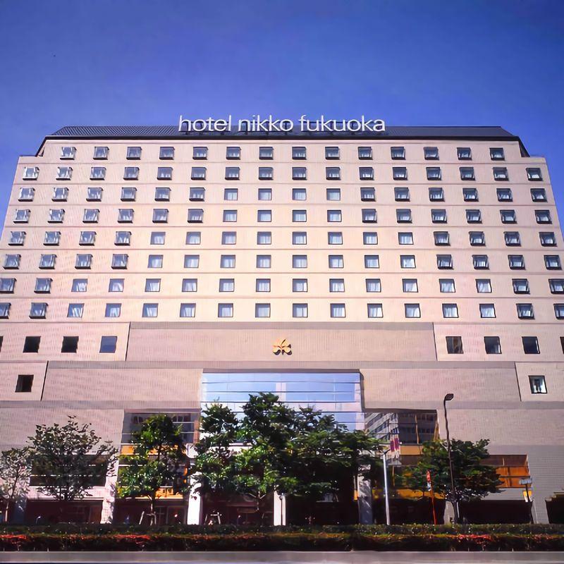 5.ホテル日航福岡