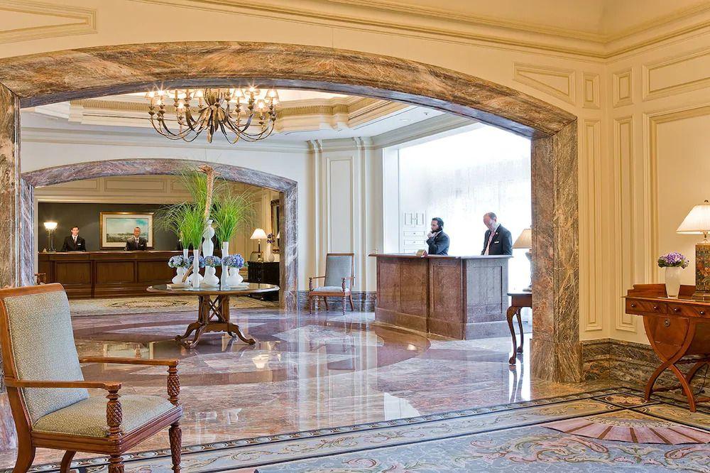 2.ボストン ハーバー ホテル