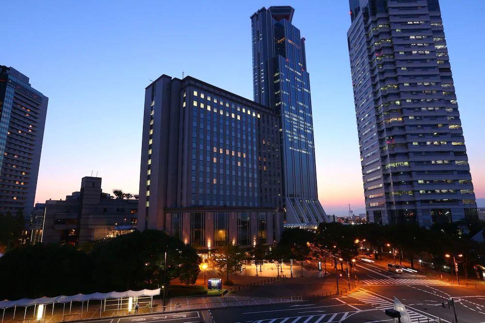 3.クインテッサホテル大阪ベイ/大阪