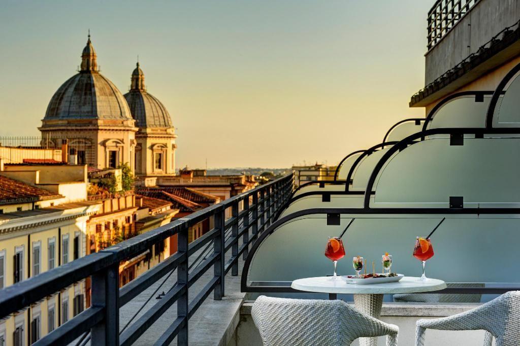 7. UNA ホテル ローマ