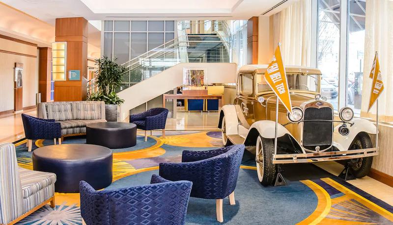 アトランタのおすすめホテル10選 おしゃれな空間で快適ステイ
