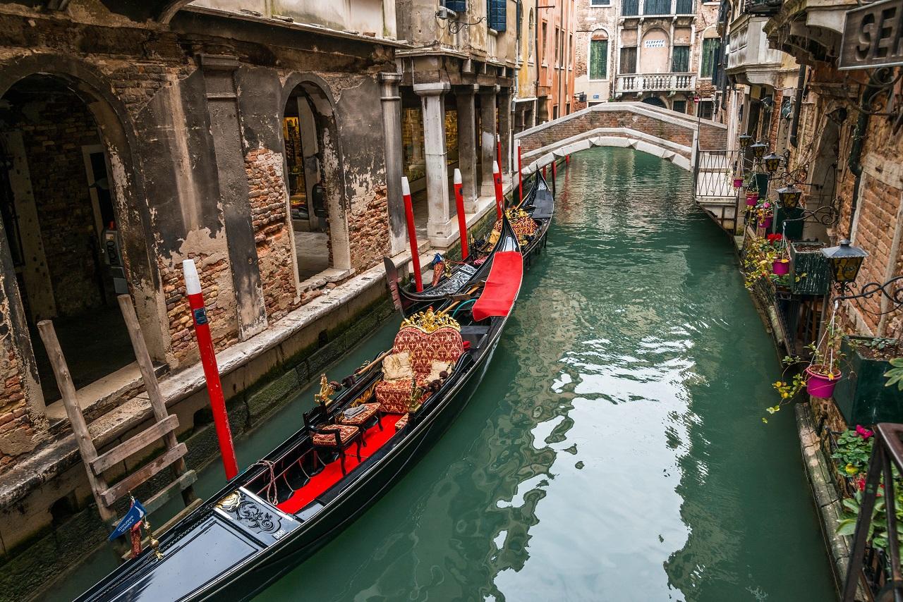 ヴェネツィアへのアクセス、まわり方