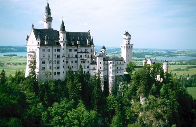 ドイツで行きたいおすすめスポット 〜人気の観光地〜