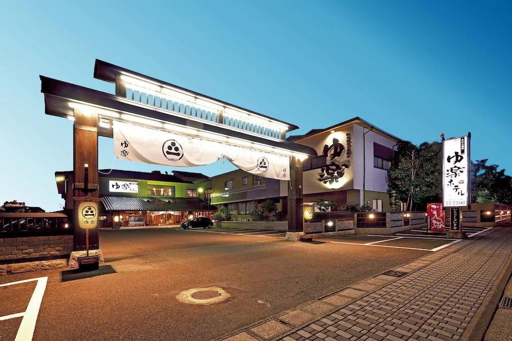 8.ゆ楽ホテル