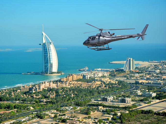 4.ヘリコプター遊覧飛行ツアー