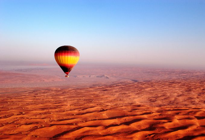 5.熱気球ツアー