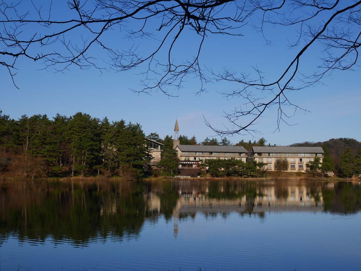 2日目朝:天然温泉と散歩で体と心を目覚めさせる(大山町)
