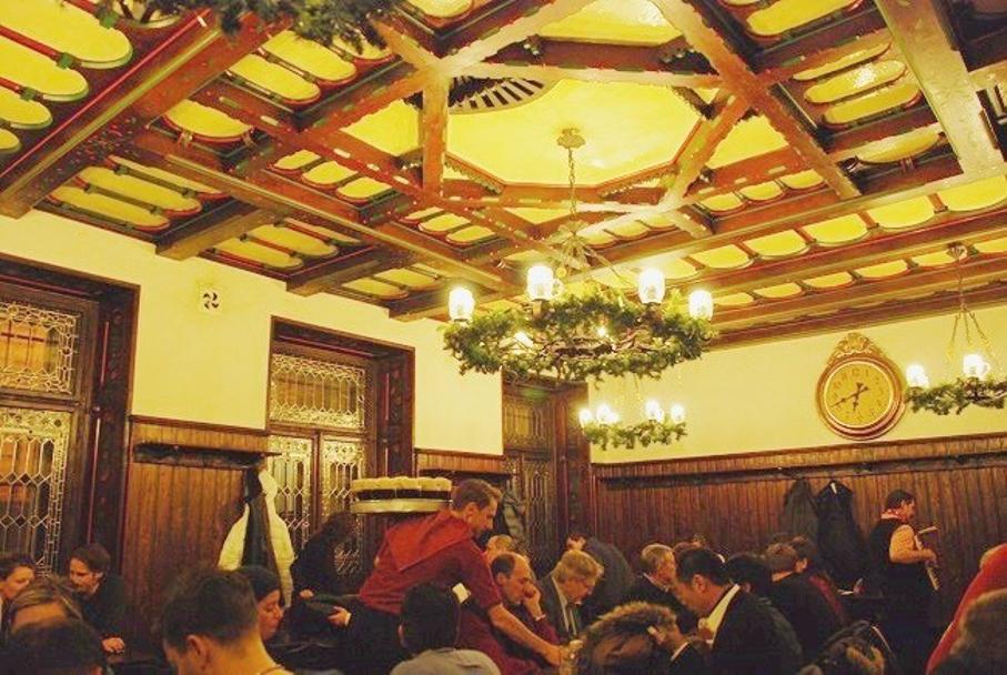 4.プラハでホスポダ(居酒屋)巡り