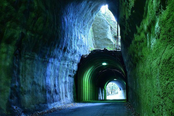 番外編:二階建てトンネル(大多喜町)