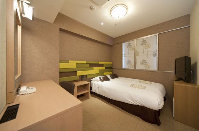 1.ハートンホテル北梅田