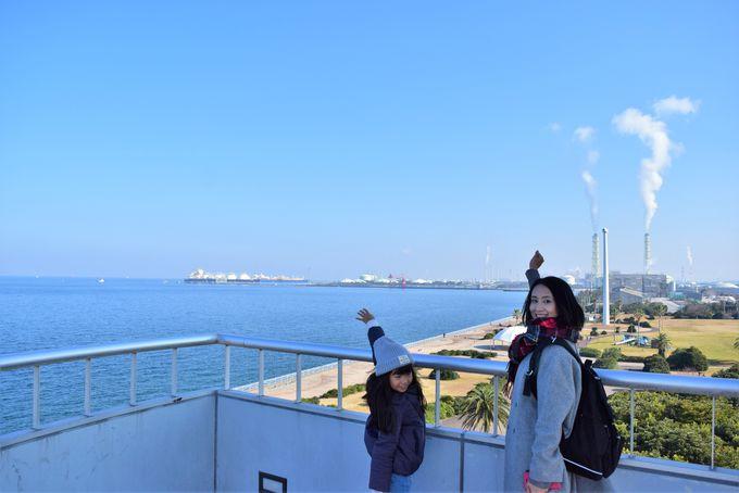 1日目午後:袖ケ浦海浜公園(袖ケ浦市)