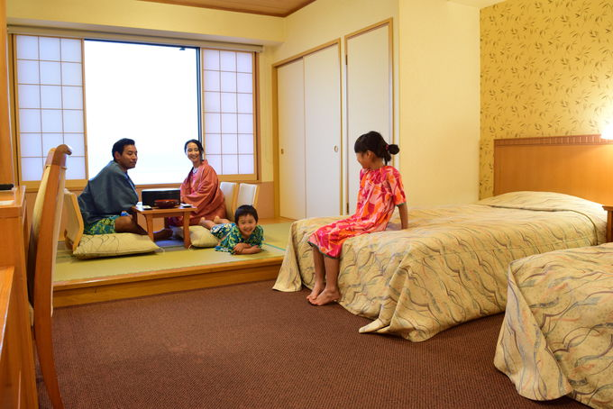 宿泊:龍宮城スパ・ホテル三日月(木更津市)