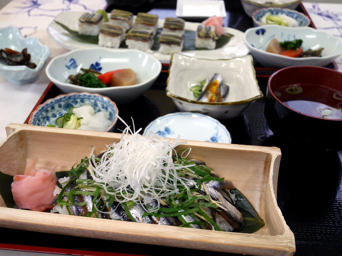 2日目ディナー:海の食処 なむら(南房総市)