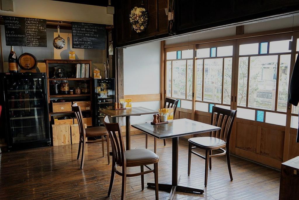 2日目ランチ:佐原で人気の洋麺屋、ワーズワース