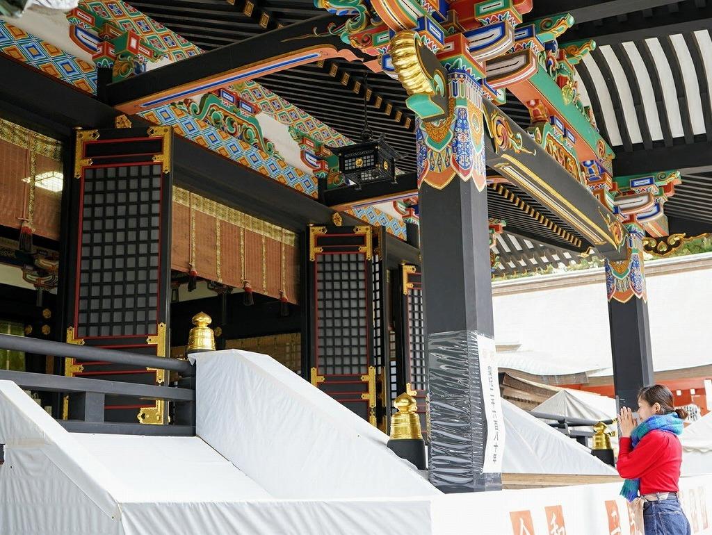 2日目午後:関東随一のパワースポット・香取神宮へ