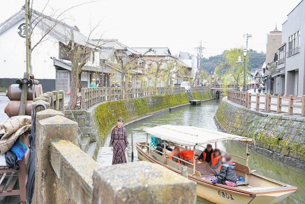 2日目午前:江戸時代から変わらない風情ある街並み・佐原の町歩き