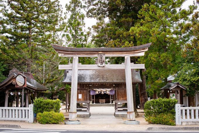 3日目午前:恋愛のパワースポット「八重垣神社」でご縁を占う