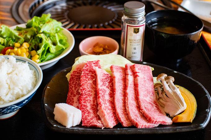 2日目ランチ:「島根ワイナリー」で、島根和牛BBQとワインに舌鼓!