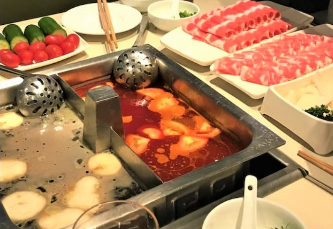 2.海底撈火鍋