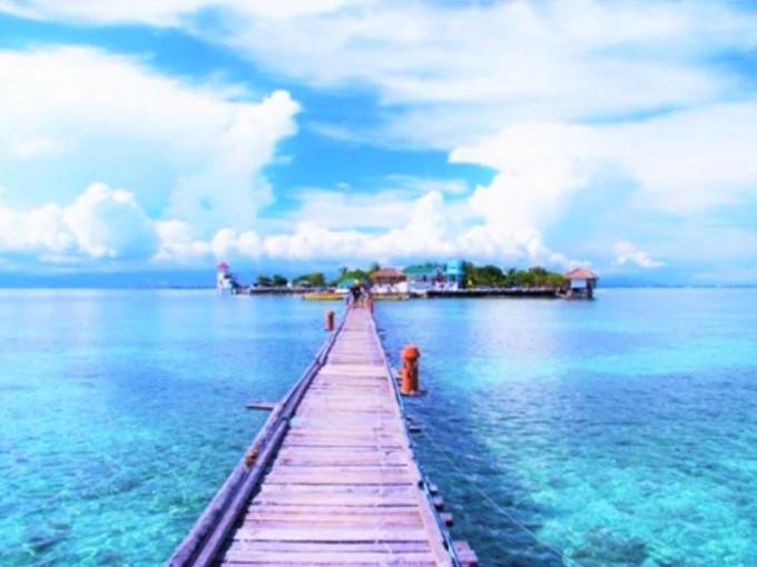 1.アイランドホッピング(ヒルトゥガン島&ナルスアン島)