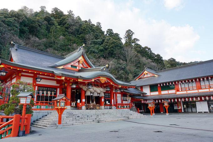 1日目午後:願望成就の神様「太皷谷稲成神社」へ参拝