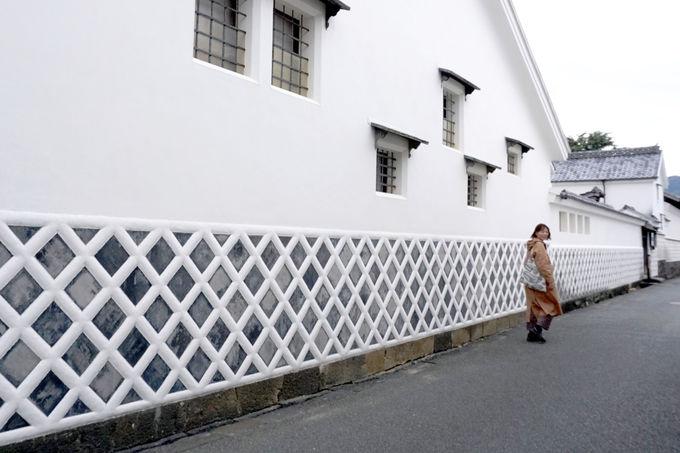 1日目午後:江戸時代の風情が薫る「萩城下町」を散歩