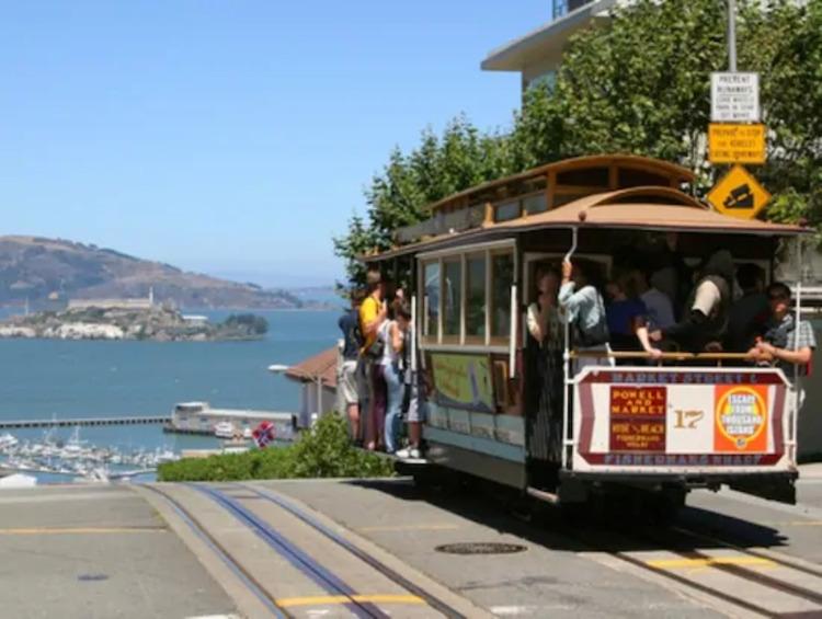 6.サンフランシスコ1日観光ツアー