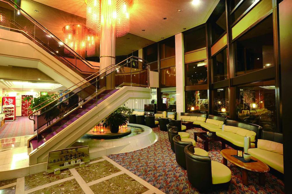 5.富士ホテル