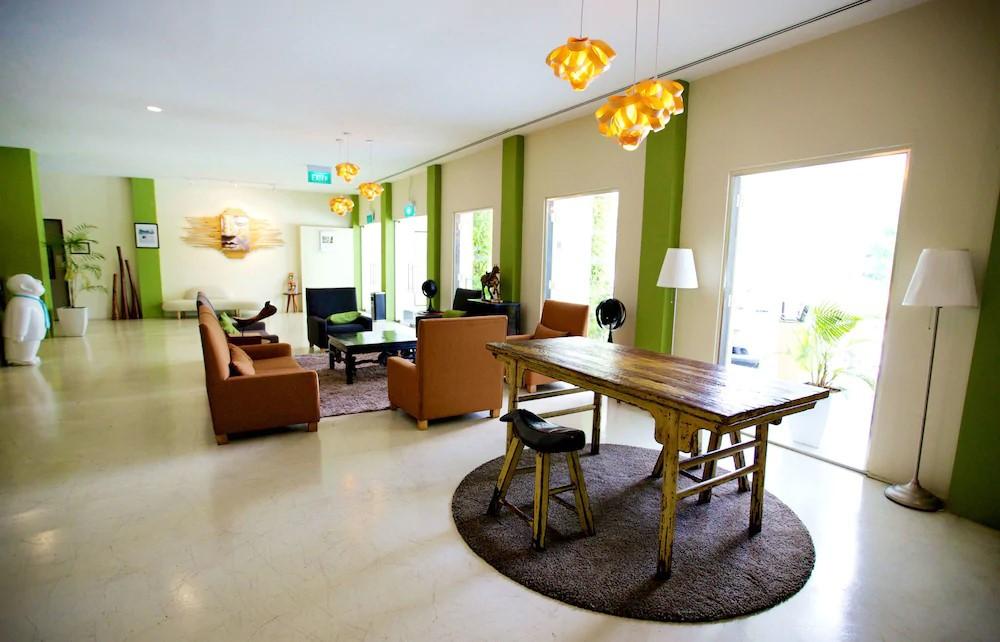 7.レインツリー33 ホテル・シンガポール