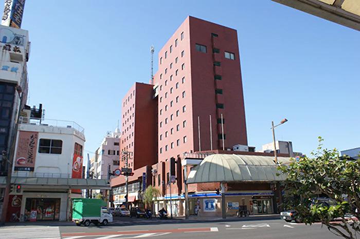 7.アリストンホテル宮崎