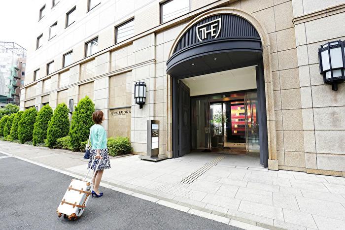 4.ザ ロイヤルパークホテル 福岡(旧 ロイヤルパークホテル ザ 福岡)