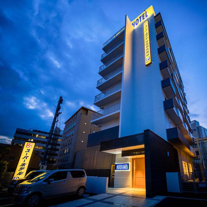 4.スーパーホテル島根・松江駅前