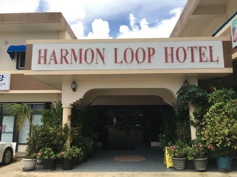 5.ハーモン ループ ホテル