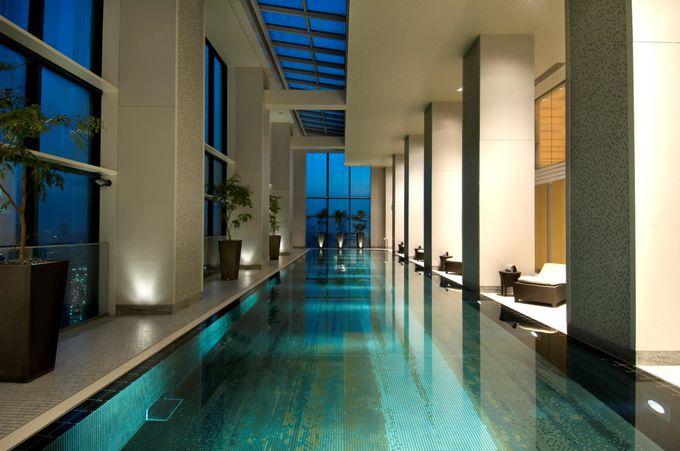 高層階からの眺めが最高!外資系高級ホテル