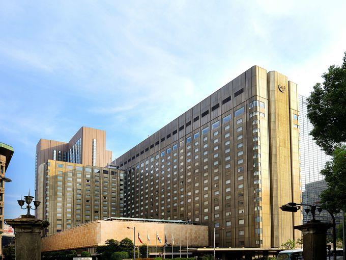 おこもりステイならコスパよし!東京の老舗ホテル