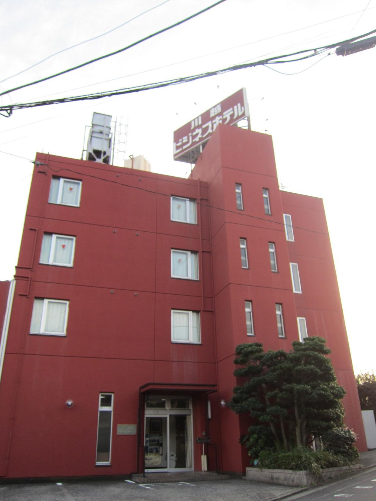 4.川越ビジネスホテル