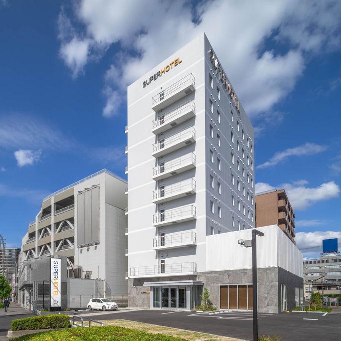 2.スーパーホテル埼玉・川越 天然温泉「赤城の湯」