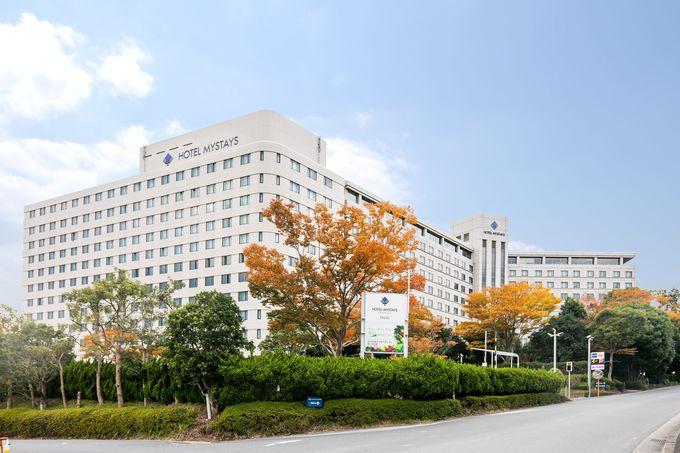 5.ホテルマイステイズプレミア成田