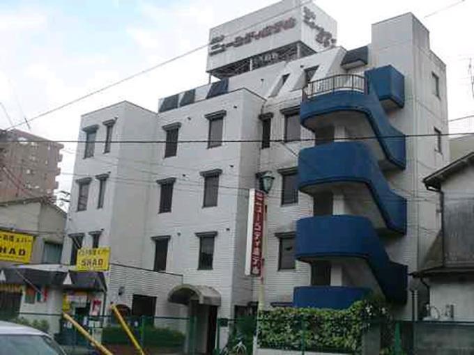 3.狭山ニューシティホテル