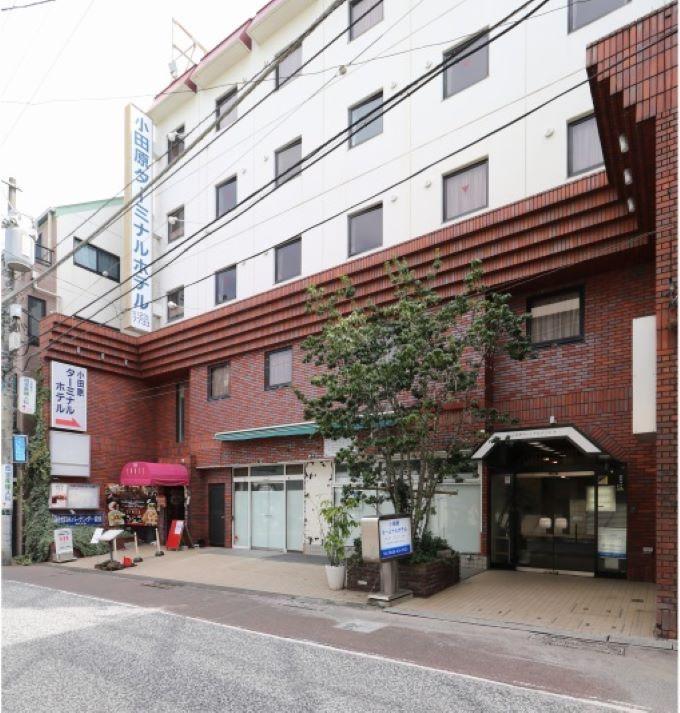 1.小田原ターミナルホテル