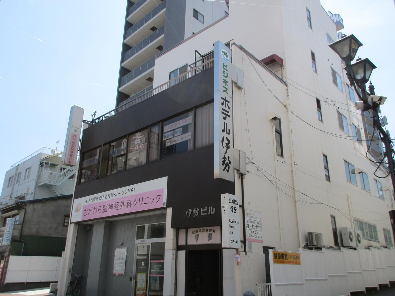 5.ビジネスホテル 伊勢