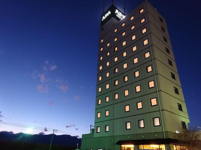 7.アパホテル〈甲府南〉