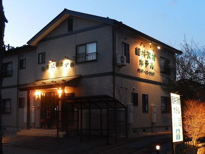 3.軽井沢村ホテル