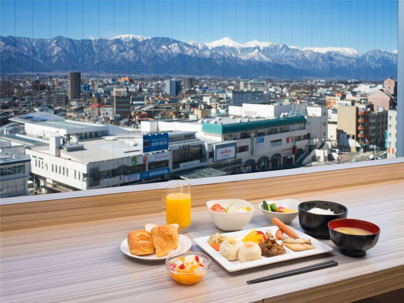 松本市のおすすめビジネスホテル15選 こだわりの朝食が嬉しい!