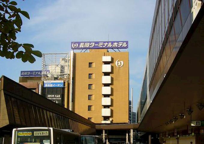 6.長岡ターミナルホテル
